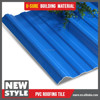Cheapest density of construction material pvc roof tile