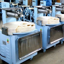 China famous brand automatic steamed bun making machine with good reputation and low energy cost