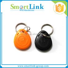 RFID key tag/NFC keyfob RFID TK4100 Keyfob For Access Control