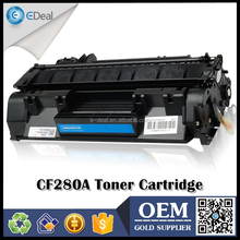 CF280A empty refillable toner box for HP Laser M401D M401DN printer toner cartridge with chip