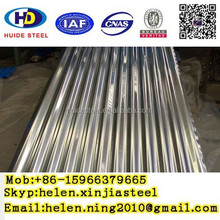 galvanized Corrugated Steel Roofing/Wall sheet