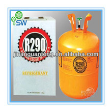 Disposable cylinder r290 refrigerant used car with good price