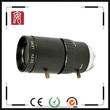 "China Factory 3MP CCTV Lens Manual Iris F2.8 FA Lens 2/3"" 75mm Industrial Lens Low Distortion <0.3%"