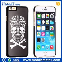 with Retail Packing Plastic Protective Case for iPhone 6, VSTAR Skeleton Mirror PC Back Cover for iPhone 6