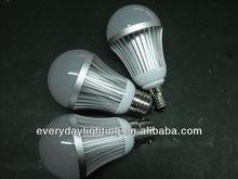 7w LED light bulb 2700-6500k