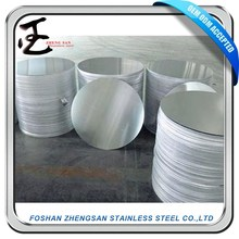 National Standard Cold Rolled Stainless Steel Circle 201