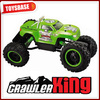 757-4WD05 HSP RC Car Crawler Rock King Medium (1:12 Scale) R/C Off-Road 4WD Vehicle w/NiCd Rechargeable Battery & Remote Control