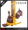 210AH Battery 350kg Electric Tilting Forklift Drum Lifter