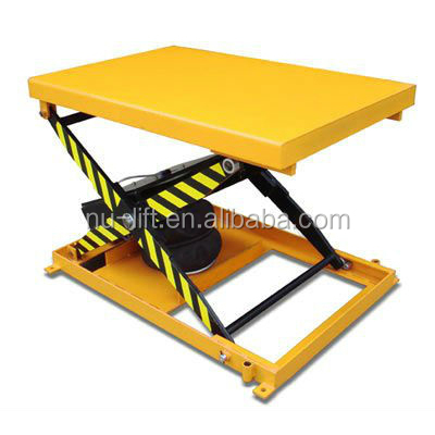 Air Pressure Lift Table