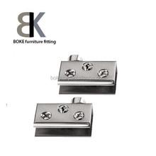 Precision metal casting glass climp