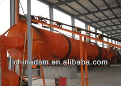 High efficient machine for making urea