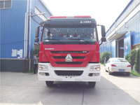SINOTRUK HOWO 1000 gallons Water Tank Fire Truck For Sale Fire Fire Engine