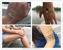 NEW Design 2015 Fashion Sex Flash Temporary Tattoo