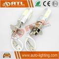 Alta qualidade multi- base de alta potência t15, h 1, h3 auto conduziu a lâmpada lâmpadas