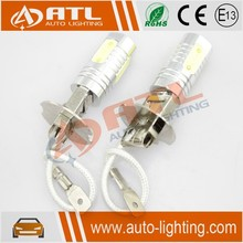 High quality Multi-base high power T15,H1,H3 auto led lamp bulbs