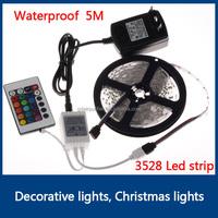 Christmas led strip ultra bright addressable floor light lighting outdoor use heat resistant led strip light