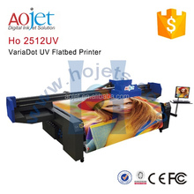 2015 the latest industrial flatbed UV Printer, fast speed over 100sqm/h, affordable Price
