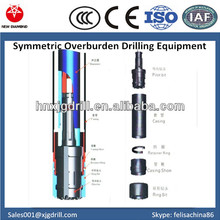 China Manufacturer Symmetrix Overburden Drilling System Lower oil and air consumption