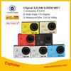2015 Origianl SJCAM SJ5000 Plus Ambarella A7LS75 1080P Sports Action Camera 170Degree Wide Angle Wifi Support Outdoor Camcorder