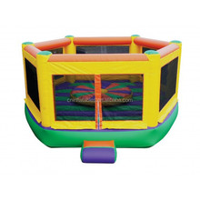 inflatable games, Deluxe Gladiator Joust and Boxing Ring Combo inflatable game