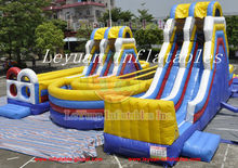 adrenaline rush obstacle course,tunnel obstacle course,kids obstacle course equipment LY-OB89