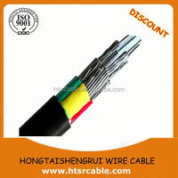 XLPE Insulated Copper Conductor Low Voltage 5 core power cable