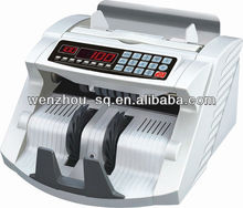 15PCS Button Currency Note Bill Counter with UV+MG+IR+SIZE detection Cash Counting Machine