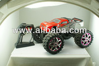 1/10 4WD Electric Rock Crawler RC Truck Red