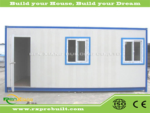 Wind-Resistance All Star Container House Design