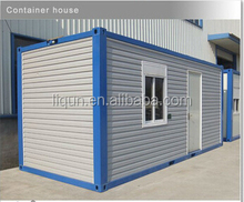china good quality prefab shipping container house/20ft container/40ft container