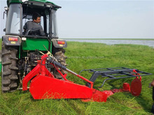 3 point linkage Tractor mounted grass cutter, rotary disc mower