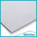 10mm solid policarbonato transparente acústica de telhas