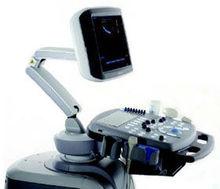 2D color doppler with convex probe/ ultrasound scanner