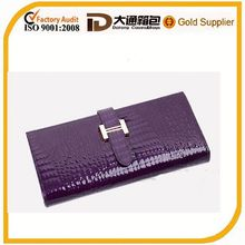 Leather material women magic wallet