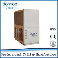 High Efficiency Stainless Steel Plate Evaporator 15HP Chiller for Sale in Kota Kinabalu