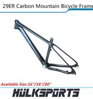 Carbon MTB frame for 29er mountain bike Chinese carbon bike frame for mtb bike