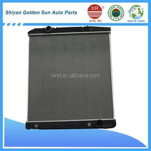 new radiator for mercedes actros truck