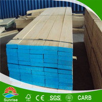 pine LVL scaffolding wood plank/raw wood plank with CE standard from Shandong