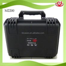 Tricases custom logo waterproof injection testing equipment hard plastic case