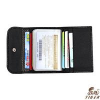 Fani Wholesale Men Wallet Leather Card Pouch for Promotion