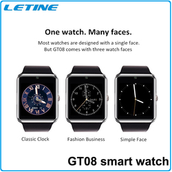 Android cheap watch phone, 2014 year latest wrist mobile phone,HD camera hand watch mobile phone price