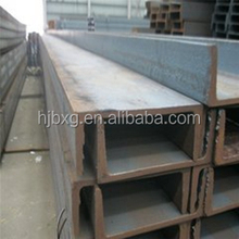 304 Hot Rolled Satinless Steel Channel Bar
