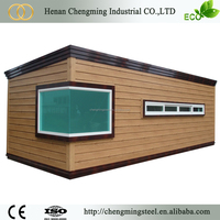 Combined Standardized Raintight Economical Cost-Effective Portable Folding Cabins/20Ft Container House Ce