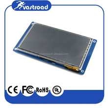 800x480 7 inch Capacitive Touch screen LCD (B) 24PIN RGB GT811 MCU with stand-alone touch controller