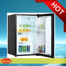 24-70L custom sized no frost cold drink mini bar refrigerator