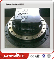 D20,PC200,SY75 China supplier SANY excavator parts cat final drive,swing motor,travel motor