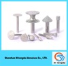 Metal body diamond grinding head for rough grinding stone