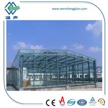 tempered glass sunhouse