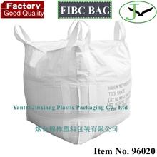 100% polypropylene pp 1 ton jumbo bag with low manufacturer price in China