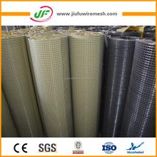 best price of galvanized welded wire mesh / welded wire mesh pannel